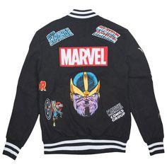 Leather Varsity Jackets, Varsity Letterman Jackets, Varsity Jacket Outfit, Blazer Jacket, Marvel Jacket, Off White Jacket, Man Thing Marvel, Smart Outfit, Print Jacket