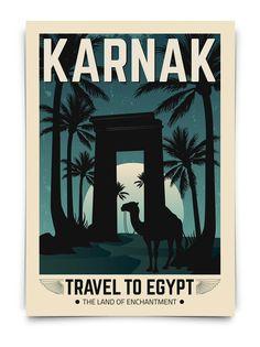 Cartel Egipto Vintage, Viaje, Egipto, Poster, Travel Poster Vintage, Decoracion, Lamina, Antiguo, Exotico, Cuadros, Impresiones de GraphicHomeDesign en Etsy https://www.etsy.com/es/listing/239882968/cartel-egipto-vintage-viaje-egipto