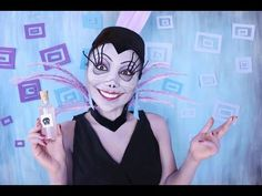 The Emperor's New Groove 'YZMA' Makeup Tutorial - YouTube