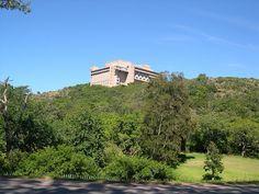 Grahamstown: 1820 Settlers' National Monument with Botanic Gardens Devon Uk, National Art, African History, Homeland, Botanical Gardens, Graham, South Africa, Scotland, Saints