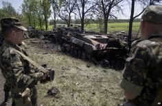 Attack Near #Donetsk Leaves 13 Soldiers Dead in #Ukraine