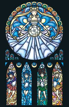 Oh Sailor Moon...decades later and I still love you ^.^