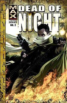 Dead of Night: Devil Slayer #2