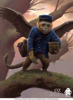 wizard of oz monkey