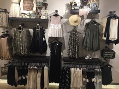 WoodlandHills Tulsa, Altar'd State Boutique Decor, Boutique Interior, Boutique Design, Shop Interior Design, Retail Design, Store Design, A Boutique, Boutique Ideas, Gift Shop Displays