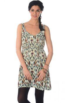 624fa1e423042f Robe imprimée pour femme SHARIAN SOUTHAL Banana Moon   Achat en ligne sur  Maillot Beachstore