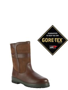 From Dubarry- A shorter waterproof country boot, great for gardening! Dubarry Roscommon All-Year Round Boot, 24 cm high with GORE-TEX® Liner $349.00