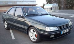 peugeot 405 coupe heuliez leones pinterest. Black Bedroom Furniture Sets. Home Design Ideas