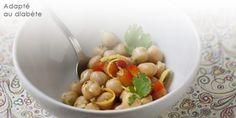 Pois chiches aux légumes d'été : recette gourmande ET adaptée au diabète - Onmeda.fr