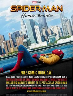 nice Free Comic Book Day and Peter Parker: The Spectacular Spider-Man