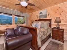 Cabins In Gatlinburg Tn, Big Screen Tv, Couch, Luxury, Interior, Furniture, Home Decor, Settee, Decoration Home