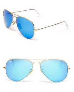 5af00c5b21 Ray-Ban Mirror Aviator Sunglasses Bloomingdale s follow CurvaceouslyBee  Mirrored Aviator Sunglasses