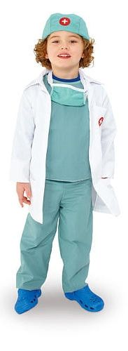 "Imaginarium Doctor Dress Up Set - Green 6-Piece -  Toys R Us - Toys""R""Us"