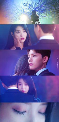 #IU #Hotel_Del_Luna #tvN #JangManWol #LeeJiEun #YeoJinGoo Movie Couples, Cute Couples, All Korean Drama, Korean Dramas, Manhwa, Netflix, Movie Shots, Drama Quotes, Korean Couple