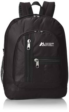 Everest Double Main Compartment Backpack * For more information, visit image link.