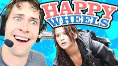 Happy Wheels - HUNGER GAMES