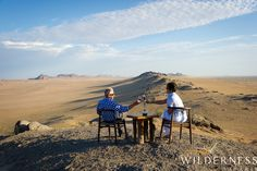 Serra Cafema Camp - Peace and quiet. Safari, Learn A New Language, Big Sky, Travel Pictures, Wilderness, Traveling By Yourself, Remote, Tourism, Camping
