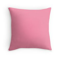 Beautiful Cushions/ Plain Baker-Miller pink