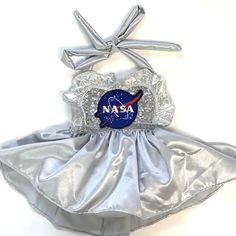 Silver Astronaut Costume Space Tutu for Girls Tutus For Girls, Girls Rompers, Cake Smash Outfit Girl, Astronaut Costume, Baby Girl Cakes, Garment District, Clothing Photography, To Infinity And Beyond, Baby Girl Romper