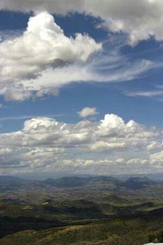 El cielo de África