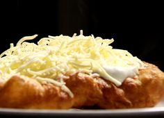 Krumplis lángos | Gasztroangyal Mashed Potatoes, Macaroni And Cheese, Cake Recipes, Cabbage, Bakery, Food And Drink, Pie, Bread, Cookies