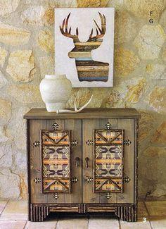 Dolan Geiman Custom Deer Collage In Lake Travis Austin Home | Dolan Geiman  Artist | Pinterest | Photos, Lake Travis And Deer