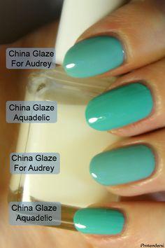 CG For Audrey vs Aquadelic