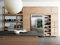Fitted kitchens | Kitchen systems | Sine Tempore | Valcucine. Check it out on Architonic