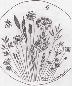 Wonderful Ribbon Embroidery Flowers by Hand Ideas. Enchanting Ribbon Embroidery Flowers by Hand Ideas. Hand Embroidery Patterns Free, Embroidery Flowers Pattern, Simple Embroidery, Silk Ribbon Embroidery, Crewel Embroidery, Embroidery Kits, Machine Embroidery, Embroidery Supplies, Modern Embroidery
