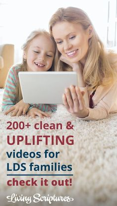 Want movies & shows for your family that teach good values? Now you can stream the entire Living Scriptures Library for just $9.99 a month! Enjoy gospel based and LDS themed videos for kids and adults. Get your first month for just $5 with coupon code FIVE. Click now to start streaming!