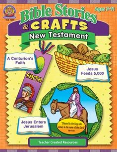 Bible Stories and Crafts New Testament Book