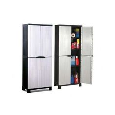 Unbranded Metal Home Storage Units with Wheels