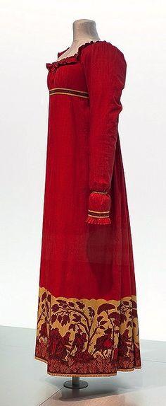 blackcupcakekitty:  Lovely Regency Dress.