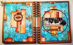 journal on Monday: week 75 - france papillon #mechanicals #vintagetrinkets
