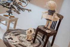 Amazing Dolls or Sculptures Made of Felt by Irina Andreeva
