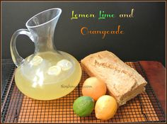 Homemade Fresh Squeezed Lemon Lime and Orangeade Orange Recipes, My Recipes, Orangeade Recipe, Non Alcoholic Drinks, Beverages, Cocktails, Party Like Its 1999, Refreshing Summer Drinks, Pineapple Upside Down Cake