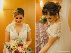 Tulle - Acessórios para noivas e festa. Arranjos, Casquetes, Tiara | ♥ Fernanda Garcia