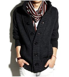 Men's Thick Sweater