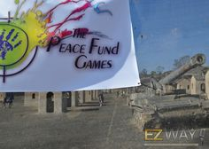 Yes, this IS Peace Fund Games #PFG14