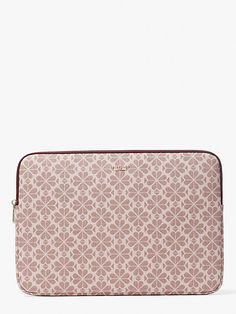 Macbook Air Laptop, Laptop Case, Kate Spade Laptop Sleeve, Trainer Boots, Handbags Online, How To Do Nails, Laptop Sleeves, Cleaning Wipes, Pink Ladies