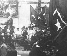 Sultan Mehmed V, Skopje, Macedonia, 1911 (Sultan Reşad'ın Üsküp Ziyareti, Makedonya, 1911)