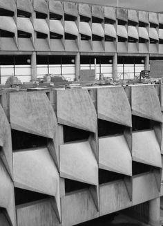 n-architektur:  Parking Centre Commercial Part-Dieu, Lyon...