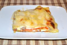 Lasagne alla zucca, scopri la ricetta: http://www.misya.info/2013/10/26/lasagne-alla-zucca.htm