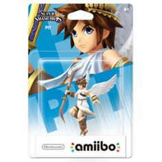 Pit amiibo Figure - Wii U - New 3DS - NEW