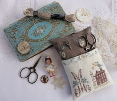Image detail for -You can also use the pincushion to store your embroidery scissor. The ...