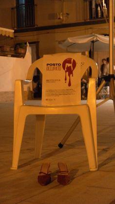 """Presentazione Barcellona P.G. - 25 agosto 2013 - Con """"Posto occupato"""" iniziativa del magazine online La grande testata"""