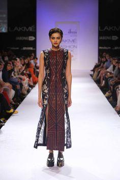 DAY 3 - Ikai at Lakme Fashion Week 2014