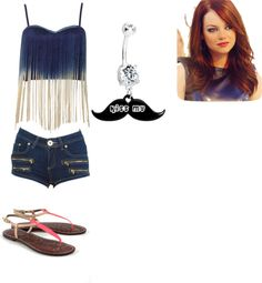 """Untitled #22"" by caitlynide on Polyvore"
