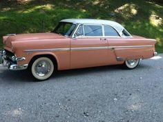 Form Over Function: 1954 Ford Crestliner Victoria #BarnFinds #Ford - http://barnfinds.com/form-function-1954-ford-crestliner-victoria/