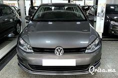 2014, Volkswagen, Voiture, Golf, Rabat